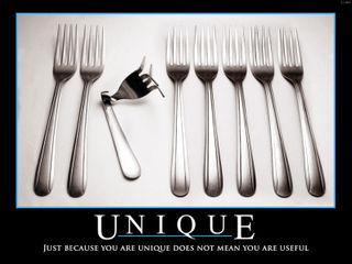 UniqueDemotivator